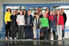 Avslutning seglarskola våren 2017