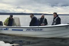 Seglarskola Följebåt